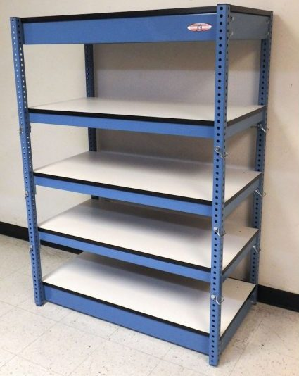 Steel Shelving Manufacturers