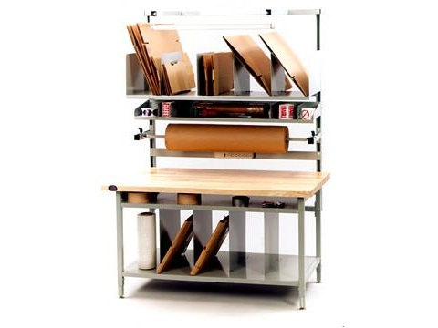 Ergonomic Packaging Workstation