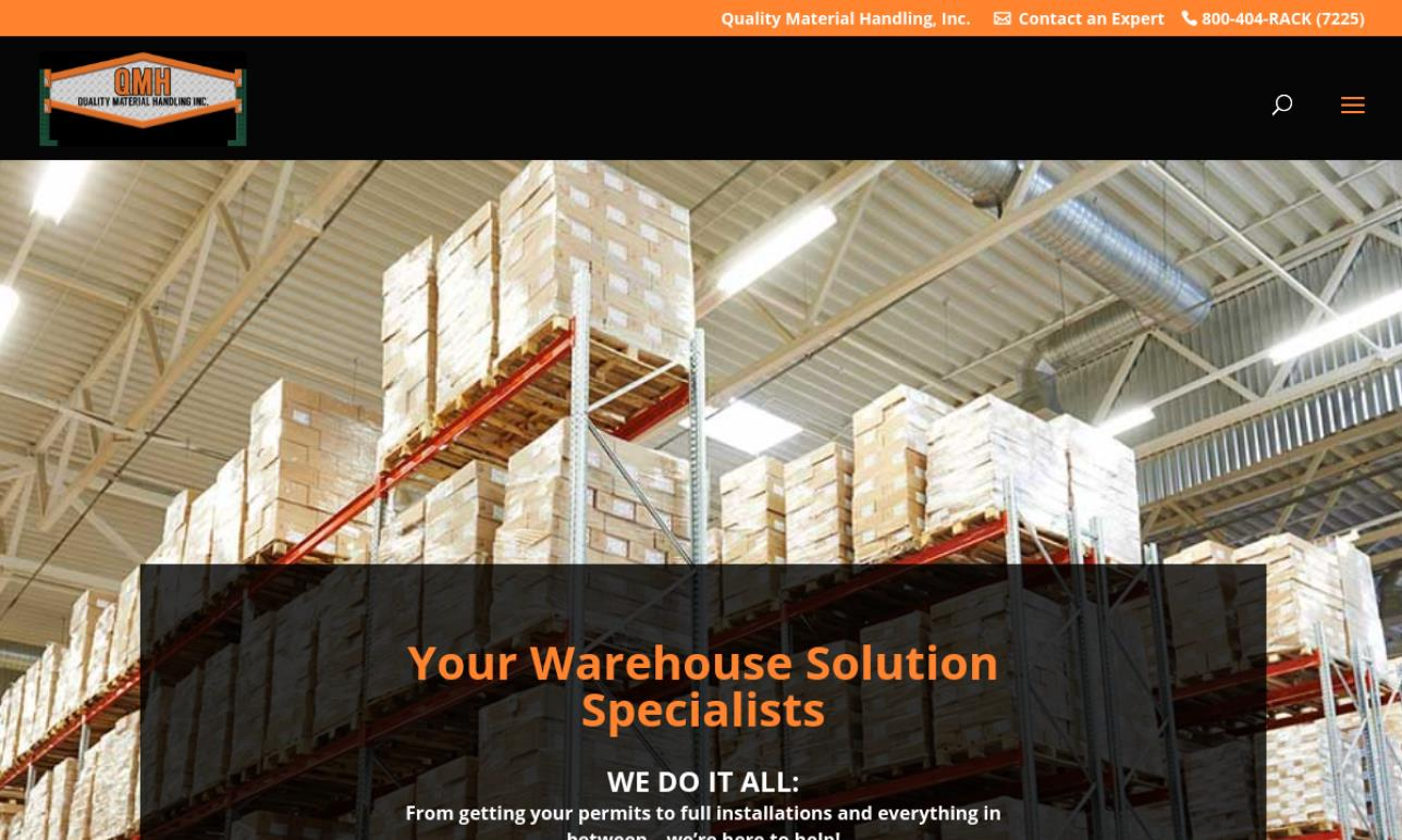 Quality Material Handling, Inc.