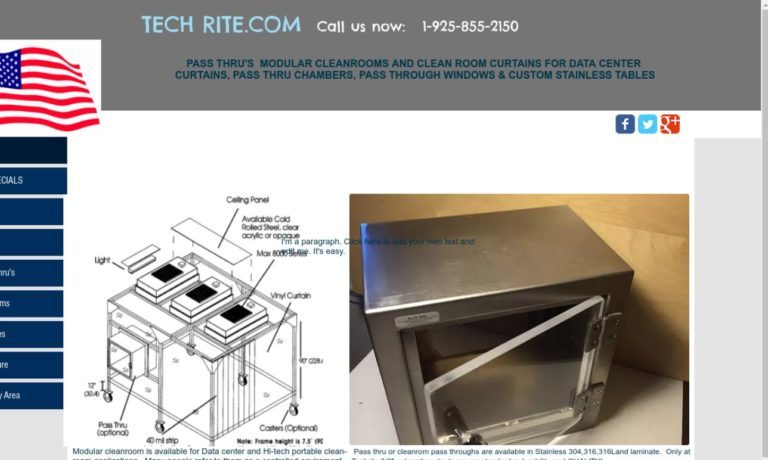 Tech Rite Sales & Distribution