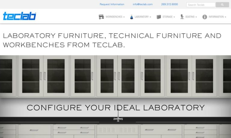 Teclab® Kalamazoo Technical Furniture